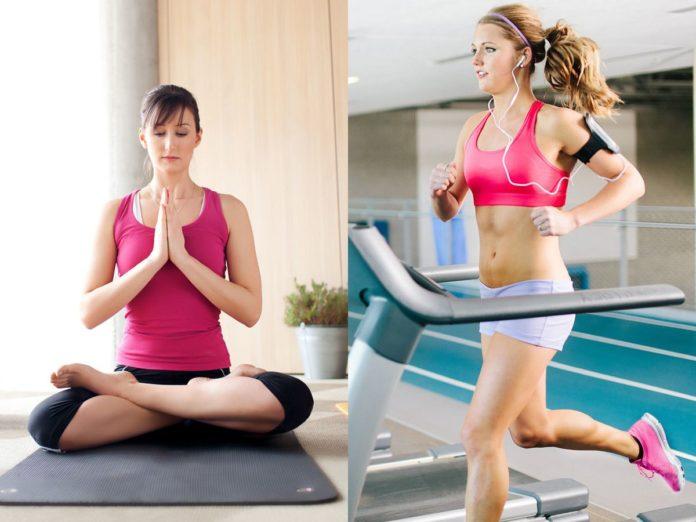 yoga vs gym- healthnox