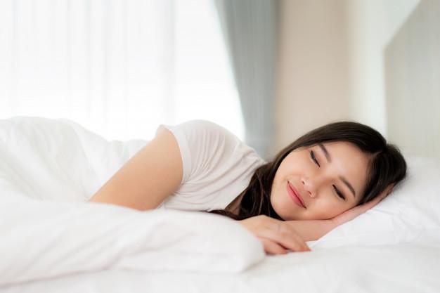 Meditation helps you sleep
